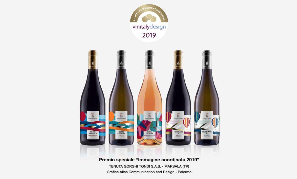 Premio speciale immagine coordinata 2019