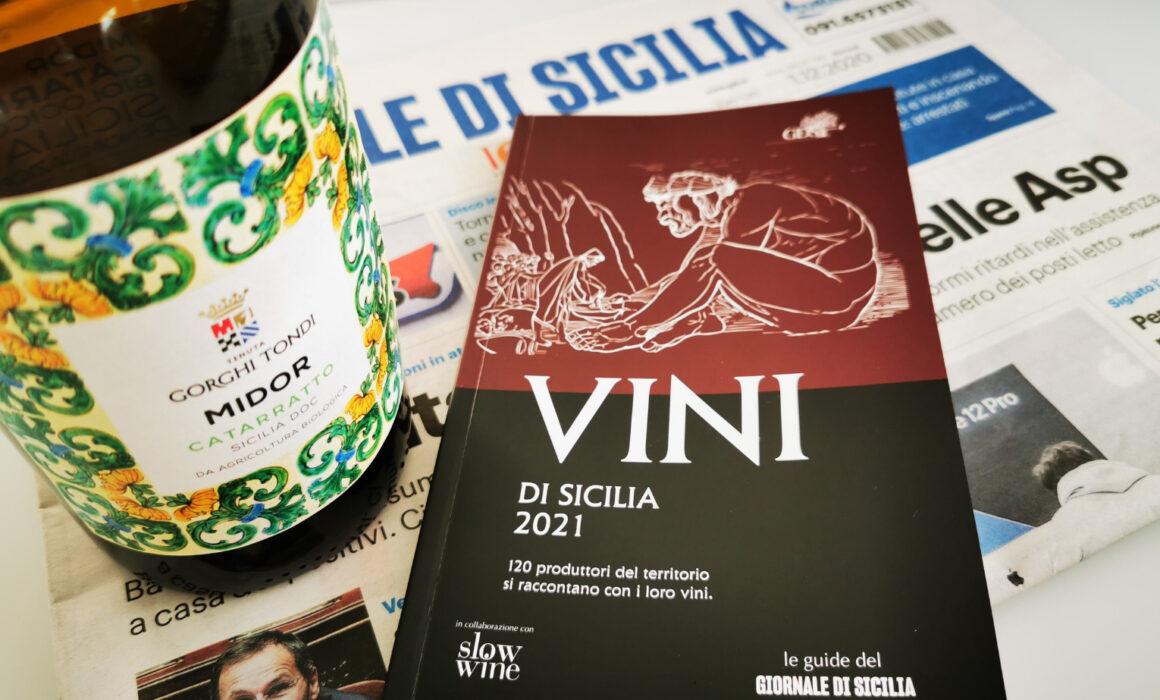 La guida Vini di Sicilia 2021 in edicola con il Giornale di Sicilia