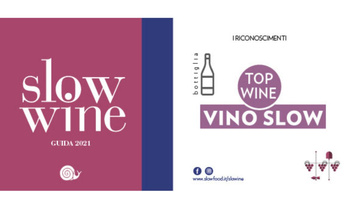 Il riconoscimento Vino Slow della guida Slow Wine
