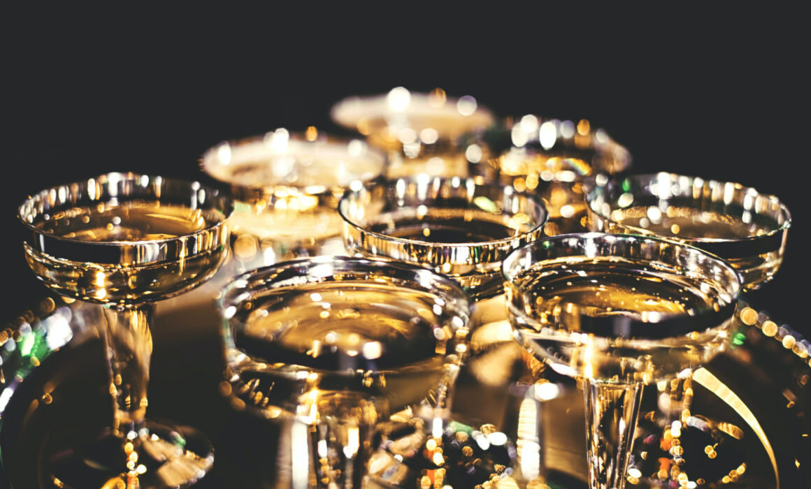 Cheers to the festive season